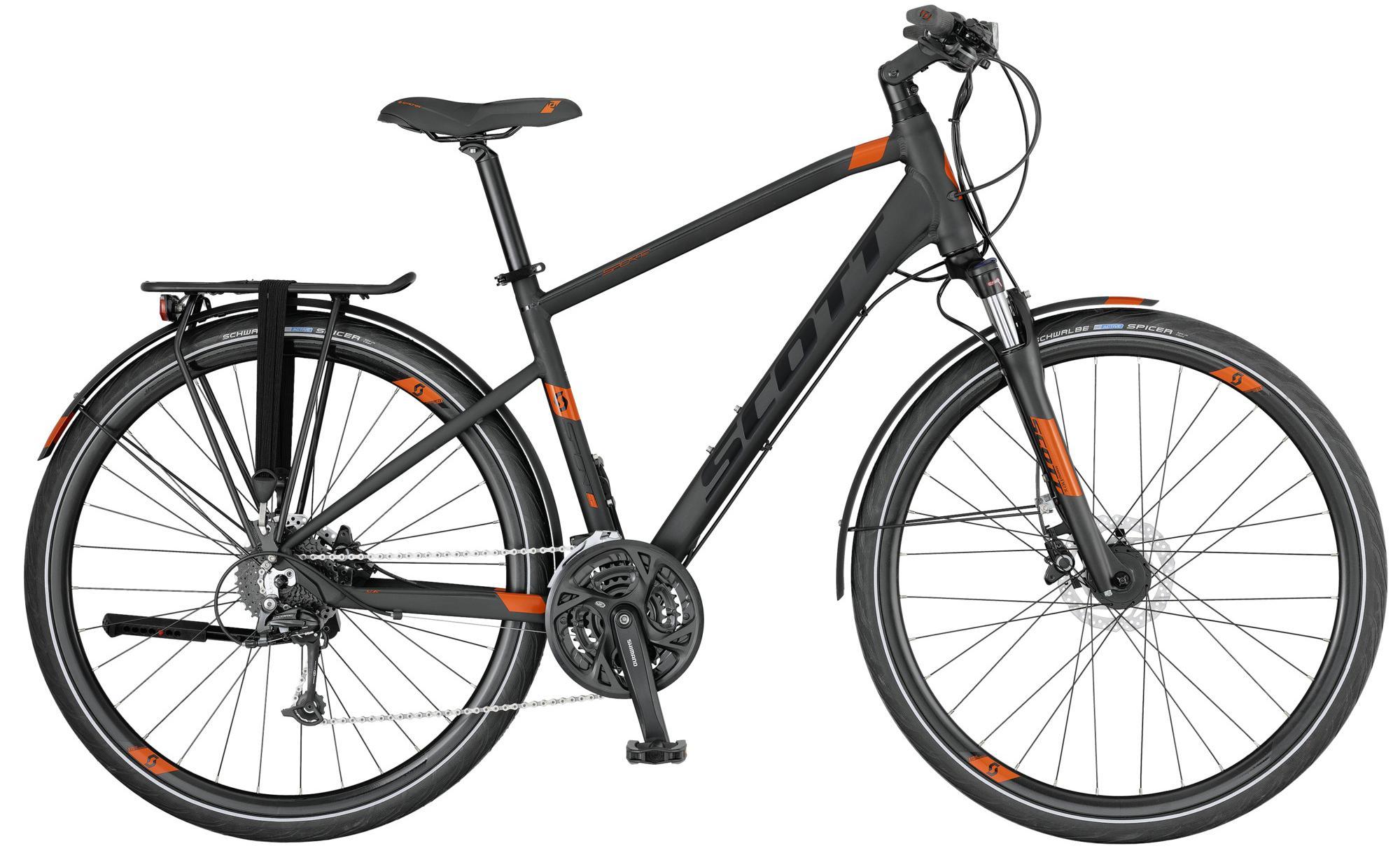 Scott Sub Sport 20 Men City Bikes / Fitnessräder 2017