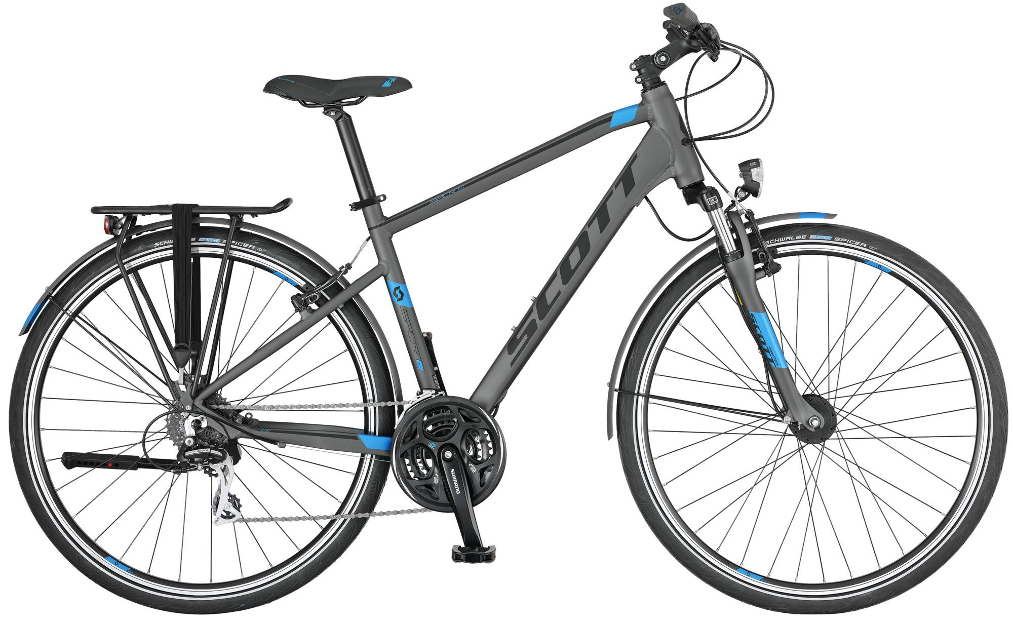 Scott Sub Sport 30 Men City Bikes / Fitnessräder 2017