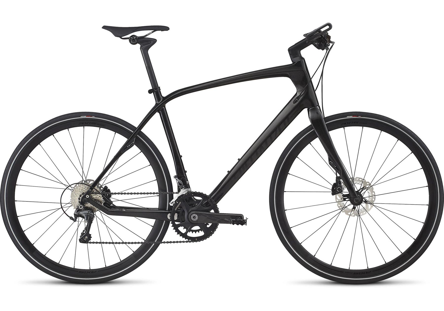 Specialized Sirrus Pro Carbon City Bikes / Fitnessräder 2017