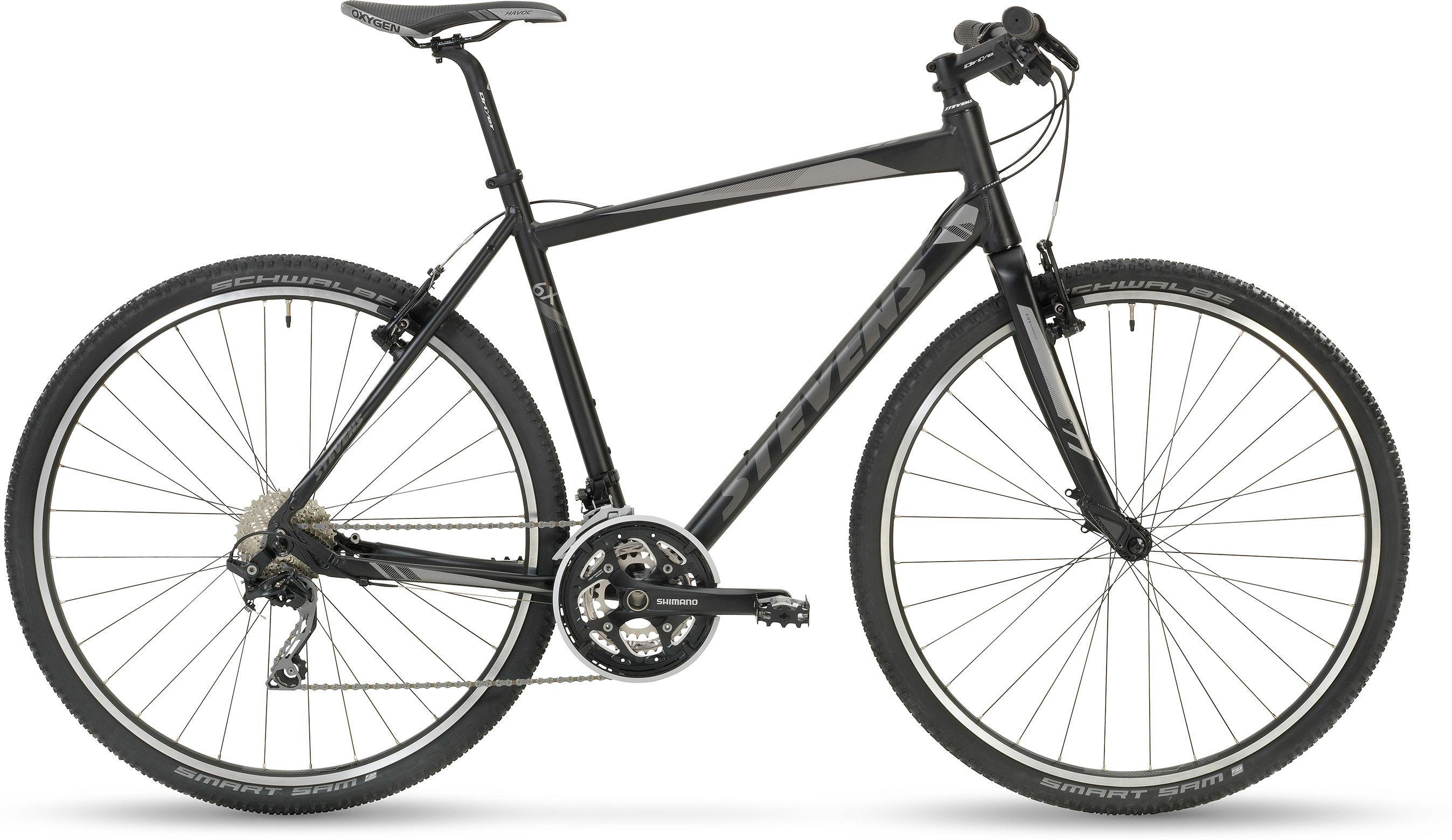 Stevens 6X Lite City Bikes / Fitnessräder 2017