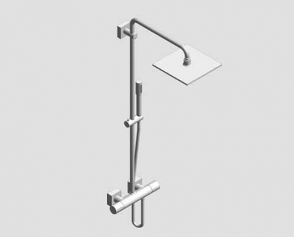Grohe Rainshower F-Series System 254 Shower System with