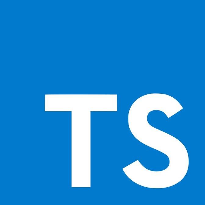 built with typescript js