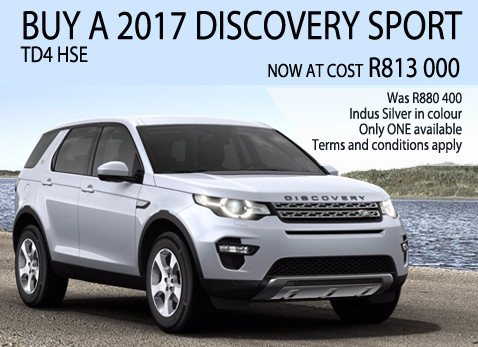 BUY A 2017 DISCOVERY SPORT TD4 HSE