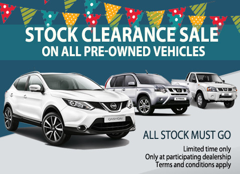 Used Nissan stock clearance sale