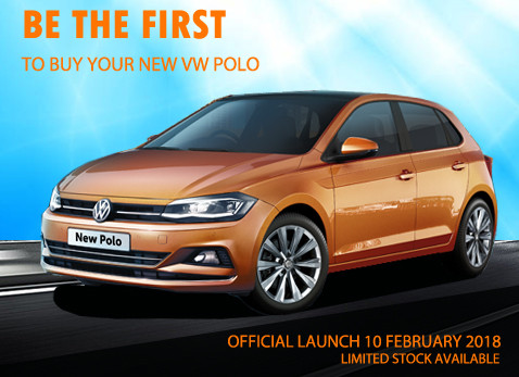 BUY YOUR NEW VOLKSWAGEN POLO special