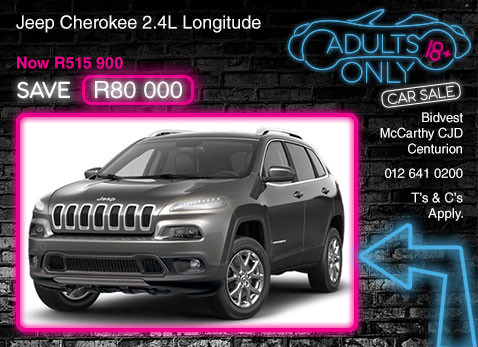JEEP CHEROKEE 2.4L LONGITUDE special
