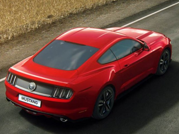 FORD MUSTANG 2.3 ECOBOOST FASTBACK COUPE