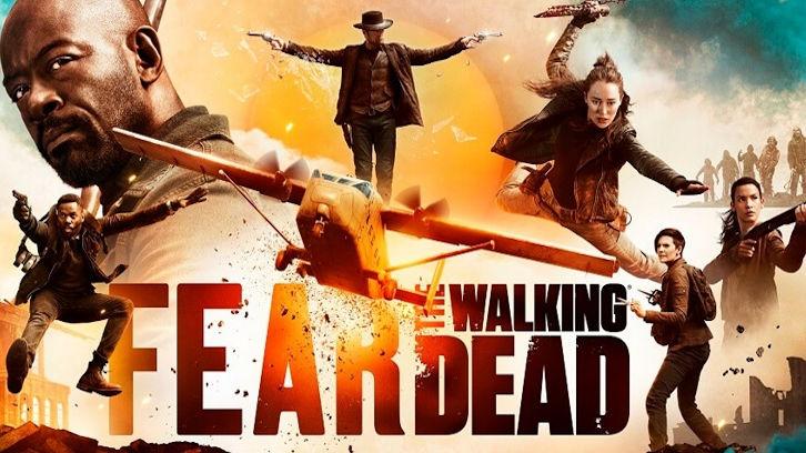 Fear The Walking Dead - Episode 5.12 - Title Revealed