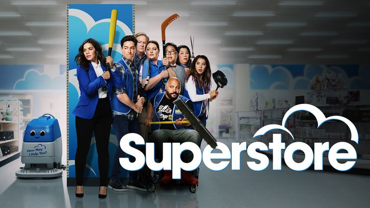 superstore costume competition review