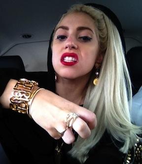 Lady Gaga on Google+