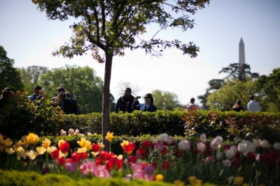 White House Is Hosting a Google+ Photowalk at White House Garden on April 21st 2012