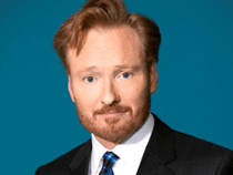 Conan o'brien on google+ hangouts on air today