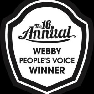 Google+ is 16th annual People's voice award winner in Webby 2012