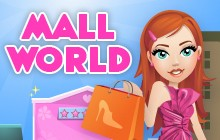 Mall World game on Google+