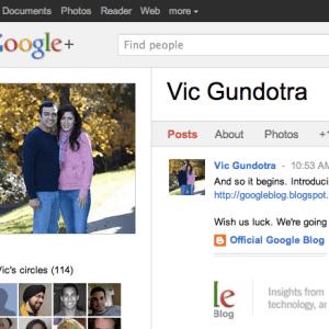 Google+ 2nd anniversary and birthday