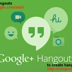 hangouts create/launch shortcut links