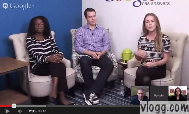 Hangout Video: How to Use Social Media and Build an Audience?