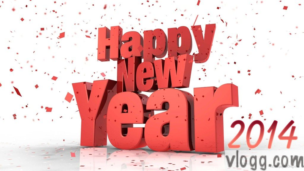 Wish You All Happy New Year 2014!