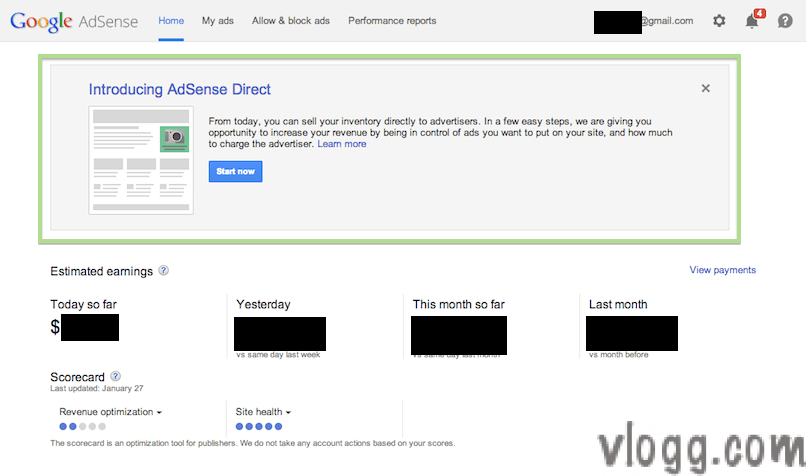 AdSense Direct: Now Sell Your Ad Inventory Directly to Advertisers
