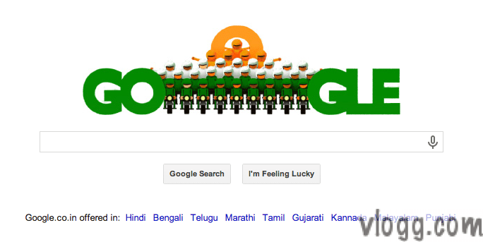 Google India Honors Republic Day With Army Parade Google Doodle