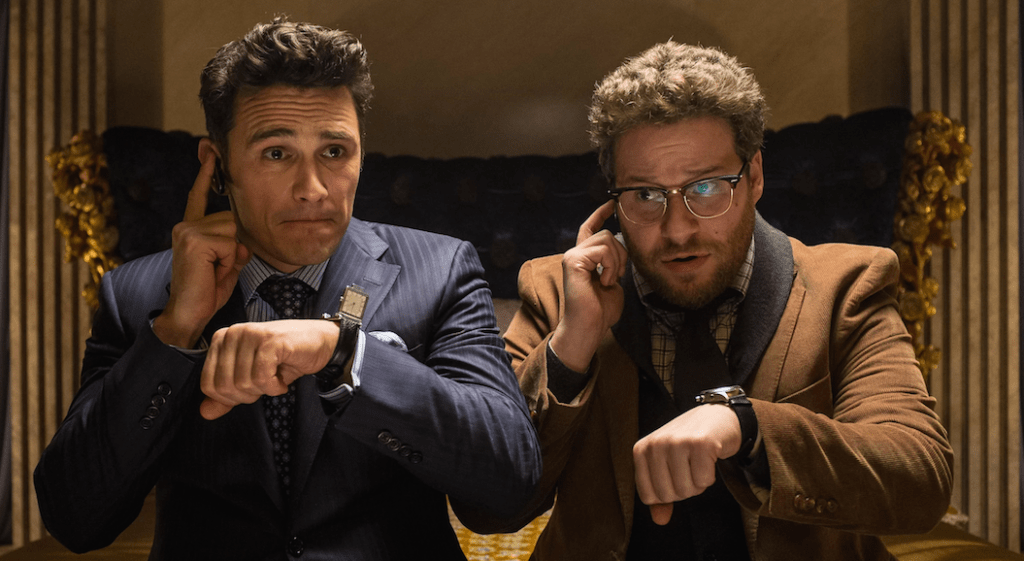'The Interview' Movie Released on Google Play & YouTube