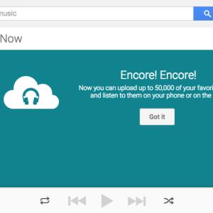 Google Play Music 50000 FREE Songs