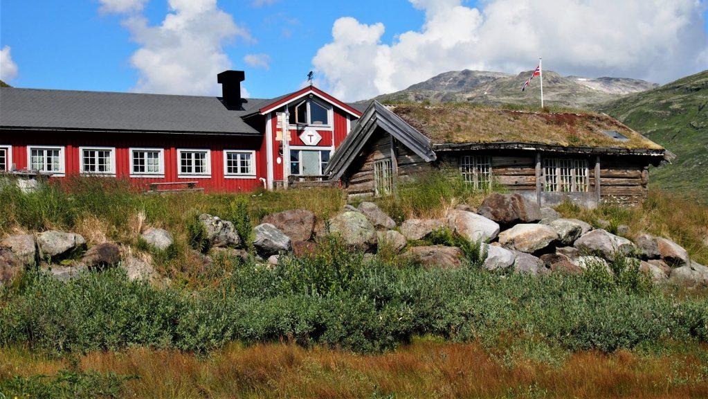 Eidsbugarden – Fondsbu DNT Cabin