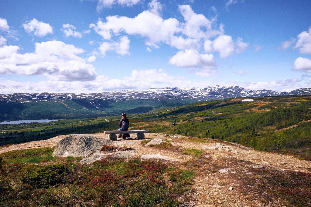 Knausehøgdi – Mountains of Noway
