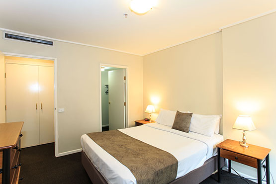 One Bedroom Apartments Melbourne Paramount Serviced