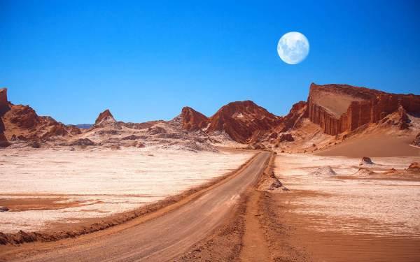 Desierto De Atacama Emprende Viaje Por Las Estrellas