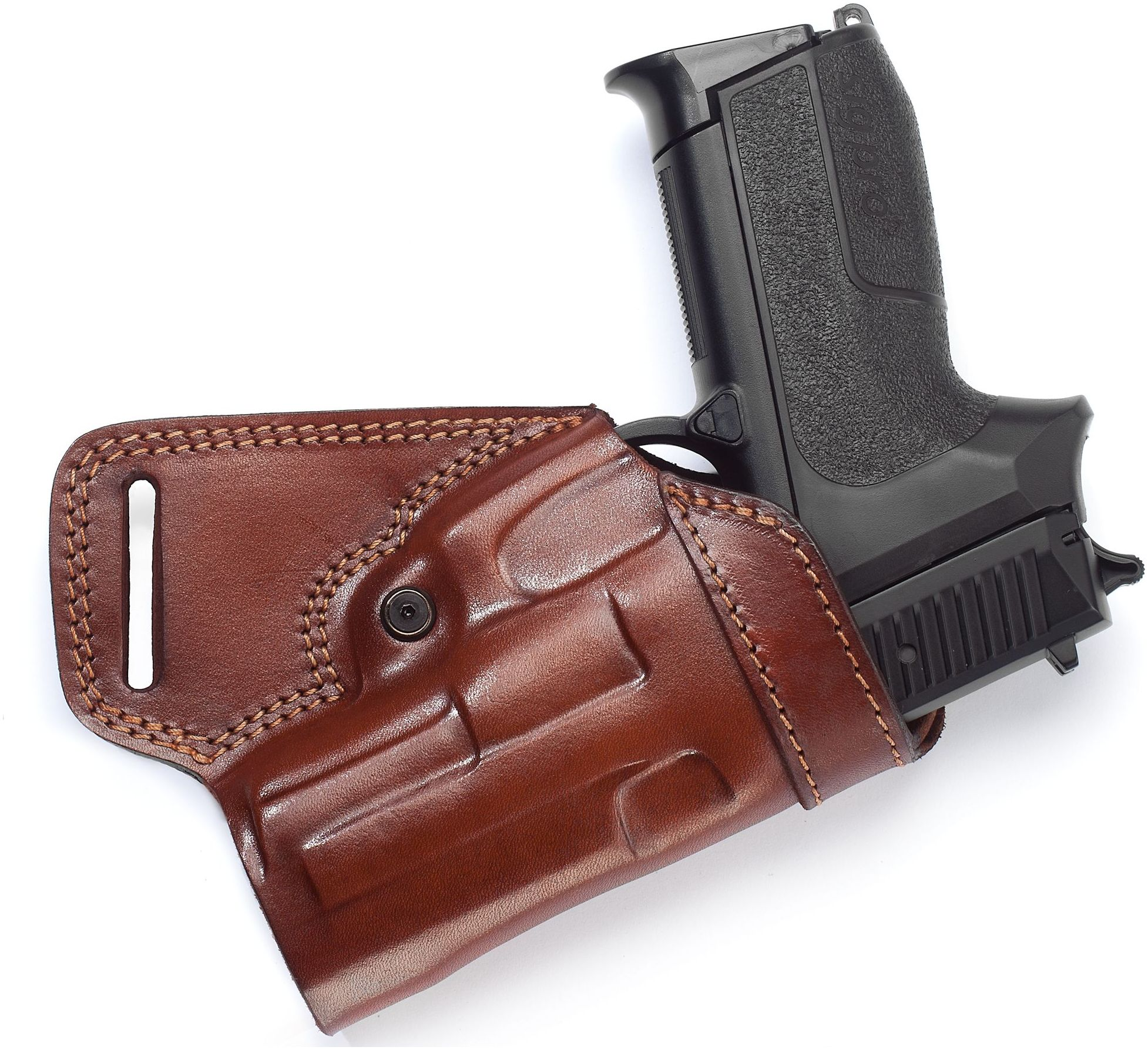 Sob Small Of Back Leather Belt Holster Craft Holsters