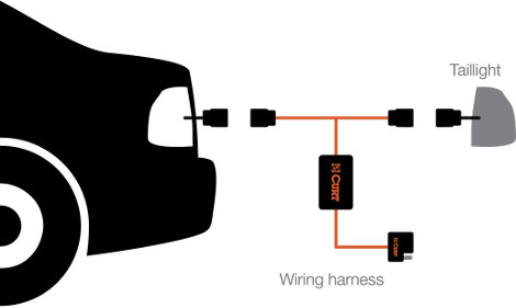 car tow hitch wiring diagram 2007 suzuki ltr 450 the ins and outs of vehicle trailer custom harness t connector