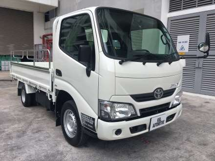 Eezee Commercial Vehicles Toyota Dyna 150