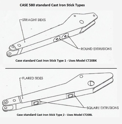 small resolution of amulet bolt on sticks case 580 diagram