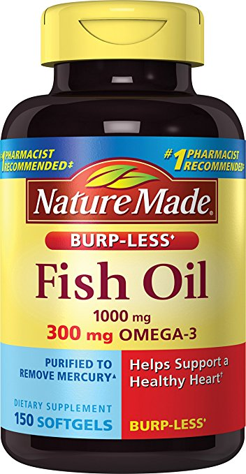 Best Fish Oil Supplements - Top 10 Omega-3 Products of 2019!