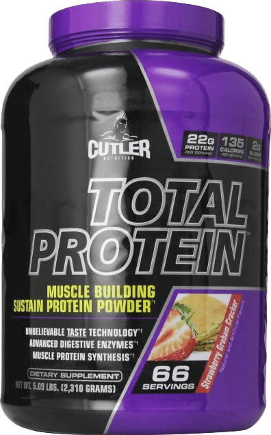 Total Protein by Cutler Nutrition - $69+ FREE S/H ...