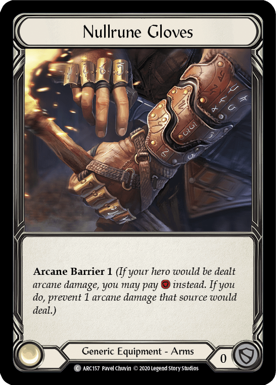 Nullrune Gloves