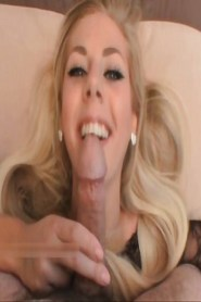 Girl blowjob and fuck while watch laptop