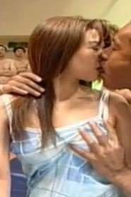 Amazing Japan group sex with naughty Teens