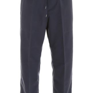 OAMC CROPPED JOGGERS XL Grey Technical