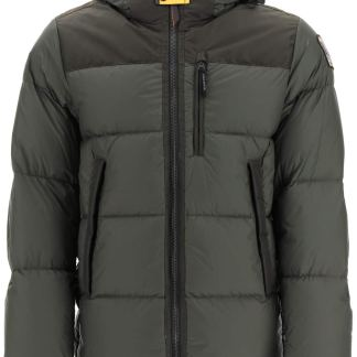 PARAJUMPERS LIDDESDALE HERITAGE JACKET XS Green Technical