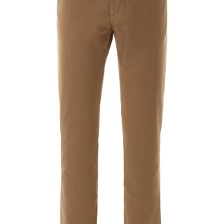 Z ZEGNA CHINO PANTS 46 Brown Cotton