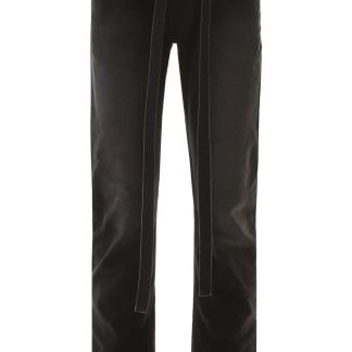 FEAR OF GOD SIXTH COLLECTION JEANS 29 Black Cotton, Denim