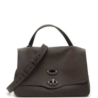 ZANELLATO PURA POSTINA S BAG OS Brown Leather
