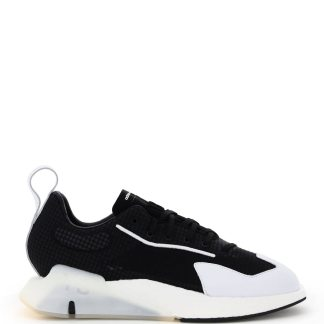 Y-3 Y-3 ORISAN SNEAKERS 5 Black, White Technical, Leather