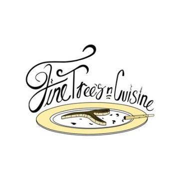 Finetreesncusine logo color white 300dpi