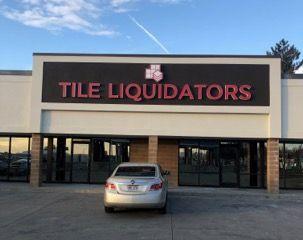 tile liquidators franchise cost