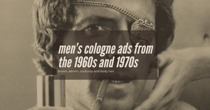 mens cologne ads