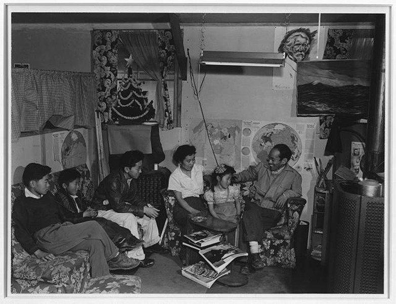 Tōyō Miyatake - Internment of Japanese Americans