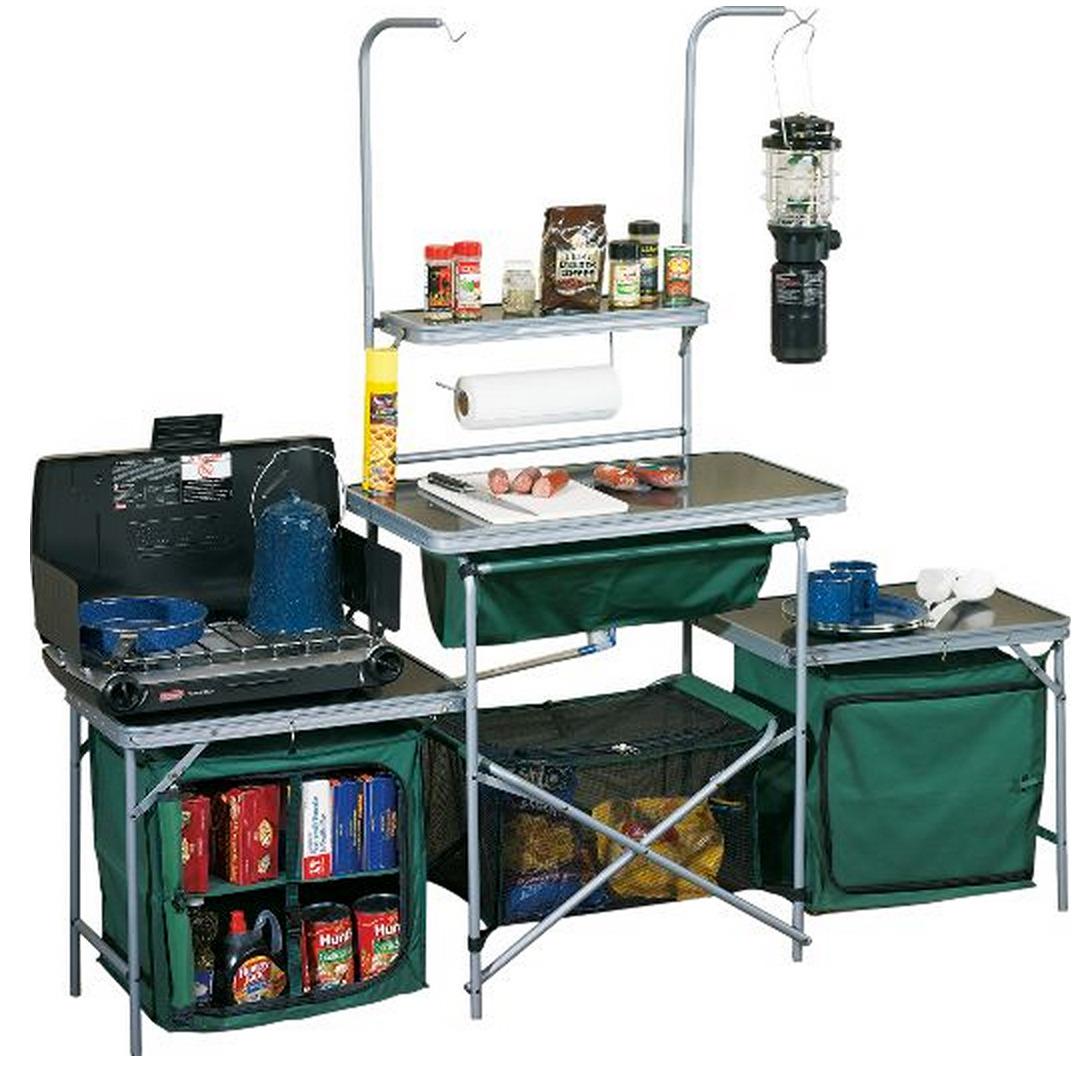 camp kitchens
